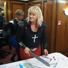 Lynne Paton - President